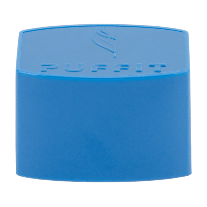 Puffit - Mouthpiece Cap - Blue