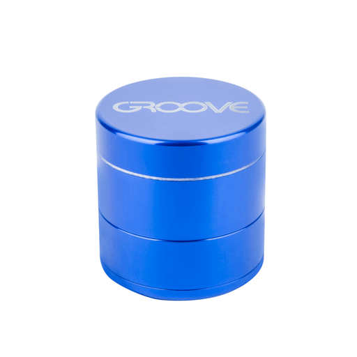 "Groove by Aerospaced - 1.6"" 4-Piece Grinder / Sifter"