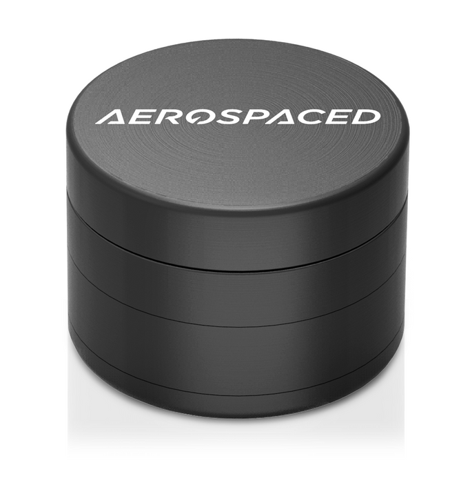 "4 Piece Aerospaced USA 2.0"" Grinder / Sifter"