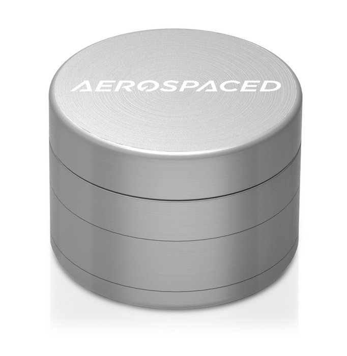 "4 Piece Aerospaced USA 2.5"" Grinder / Sifter"