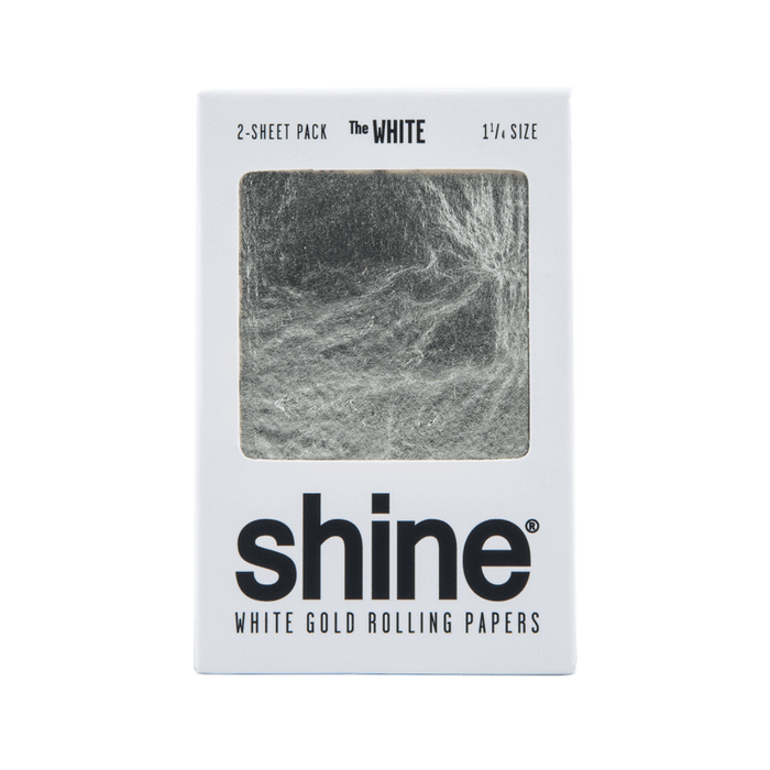 Shine 24k Gold papers - 2 sheet - 1 1/4 size