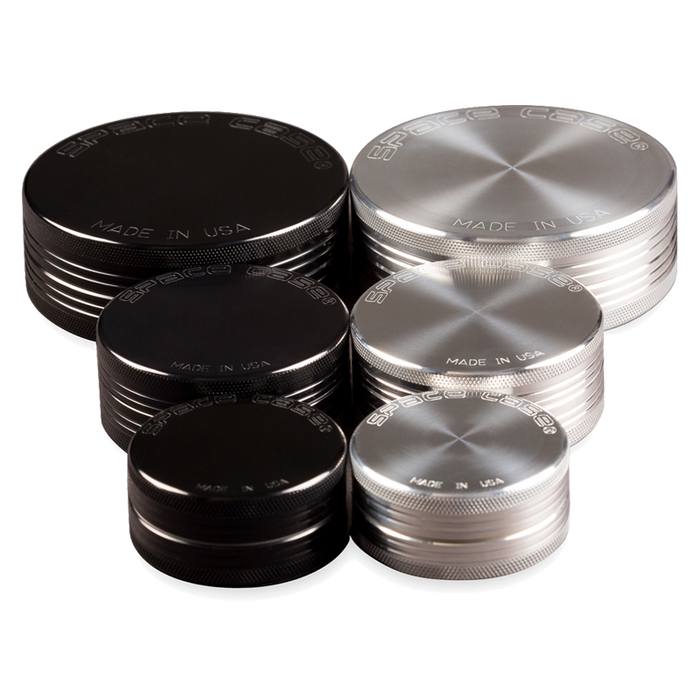Space Case 2 Piece Grinders