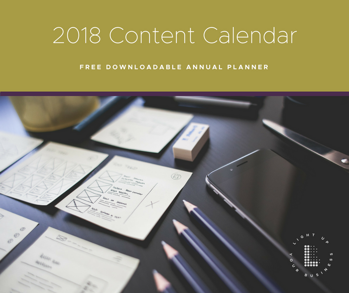 How to make an annual plan, part 4.