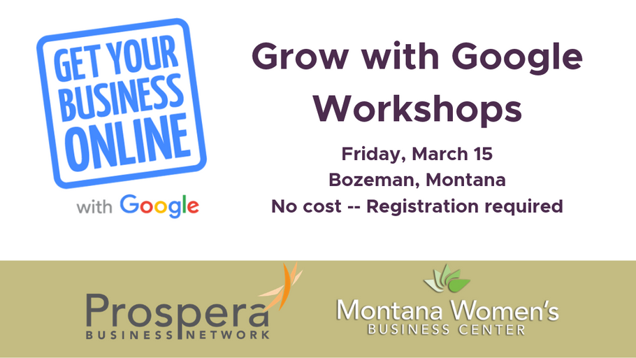Using Data to Drive Growth - March 15 in Bozeman