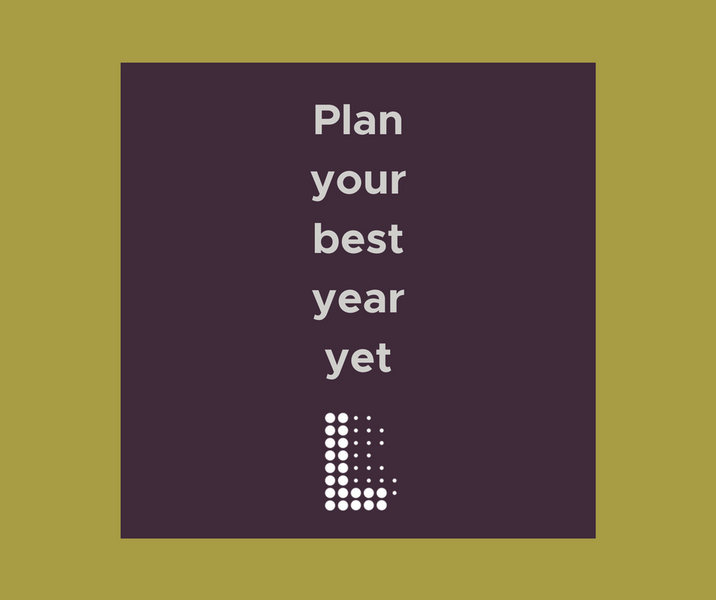 How to create an annual plan, part 1