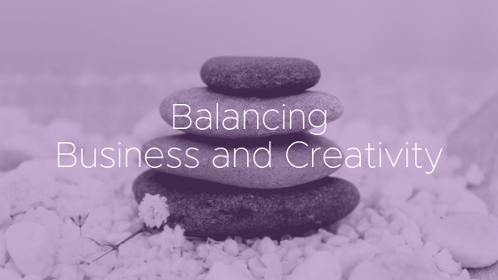 Balancing Business and Creativity - Lightbox creative business consultant