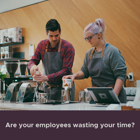 are your employees wasting your time on lightbox business blog