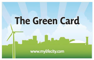 LifeCity Green Card
