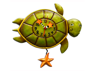Sea Turtle Clock