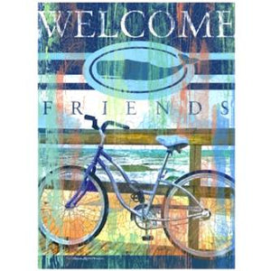 Welcome Friends / Bicycle