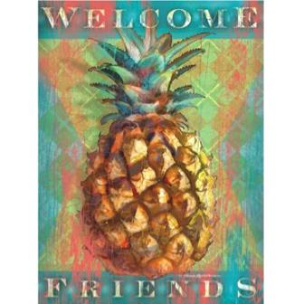 Welcome Friends / Pineapple