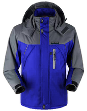 SubZero™ Electric Heated Winter Coat & Ski Jacket with 3 Active Heat Zones by Siberion®