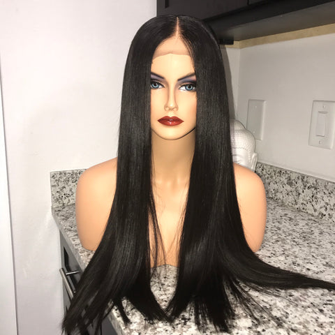 Kylie custom wig unit