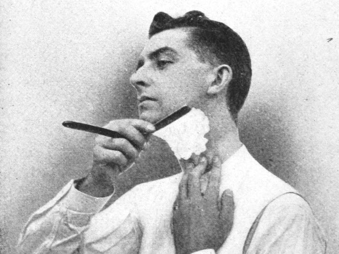 How to shave with your Rasals razor.