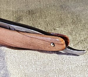 "Restored 6/8"" Sheffield made razor by Thomas Turner"