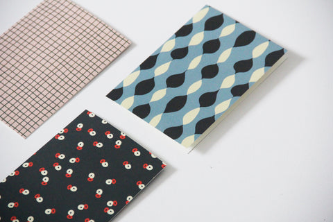 EDITH Greeting Card — Dots