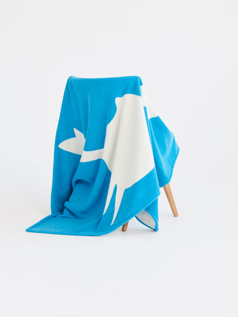 Reversible Beach Towels — Crab