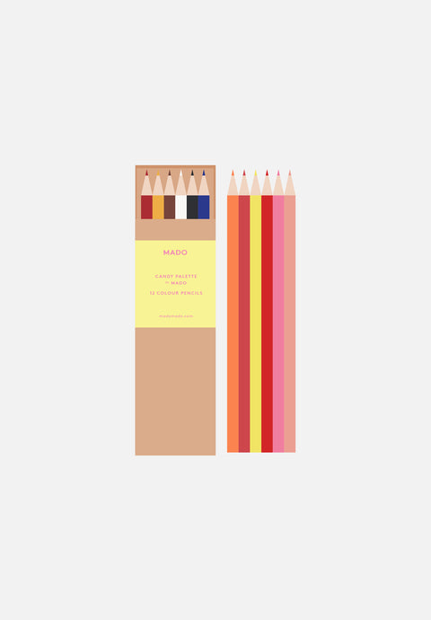 Colouring Pencils — Candy