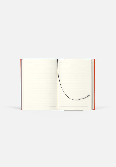 EVEN Notebook — Medium Bright Red