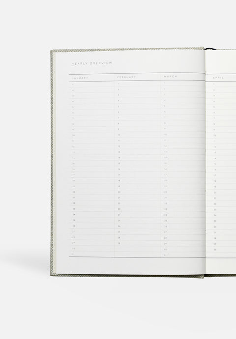 EVEN Weekly Journal — Grey