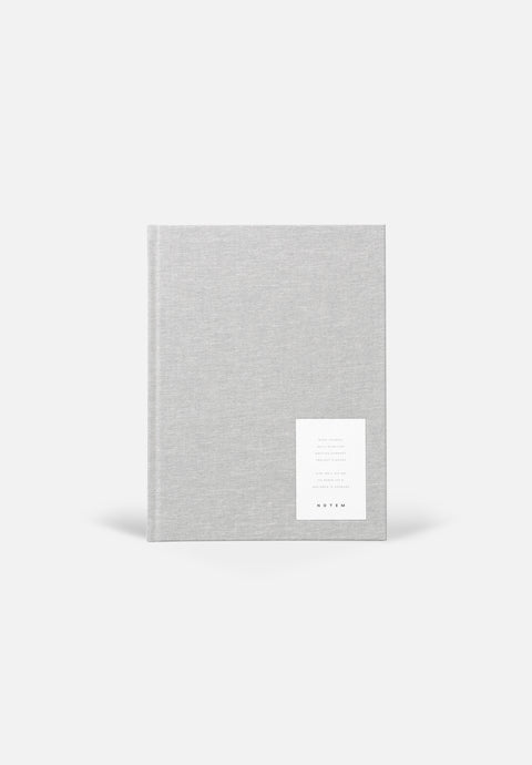 EVEN Work Journal — Grey