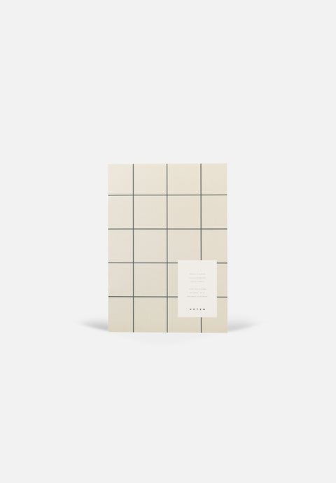 MILO Weekly Planner — Light Grey