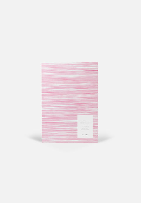 VITA Large Notebook — Lined Sheets