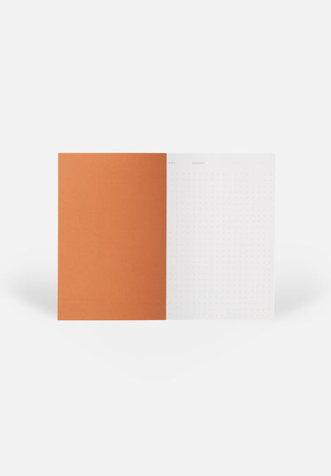 VITA Small Notebook — Yellow, Dotted Sheets