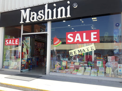 Mashini Mall Buenaventura