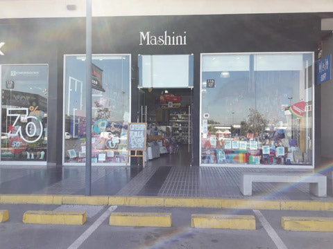 Mashini Mall Vivo Maipú