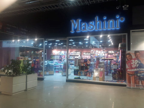 Mashini Viña Outlet Park
