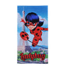 Toalla Playa 70x140 Lady Bug Eiffel tower-mashini