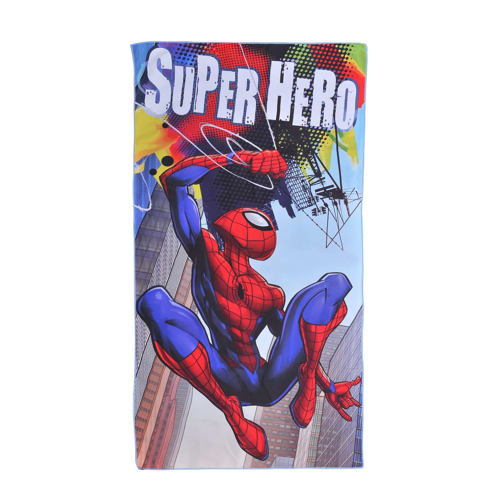 Toalla Bts Multiuso 60X120 Spiderman