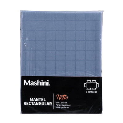 Mantel Netto 150x210 Azul