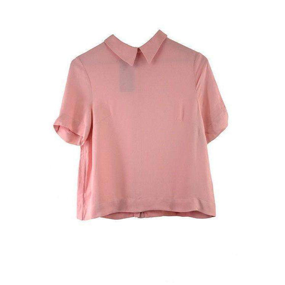2NDDAY Womens Doll Pink Blouse Size UK12 RRP100 LY34