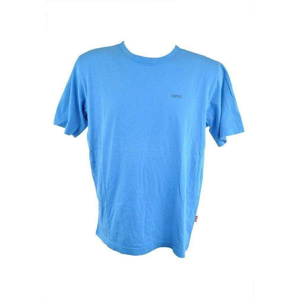 Esprit Blue Short Sleeve T Shirt Size S RP1