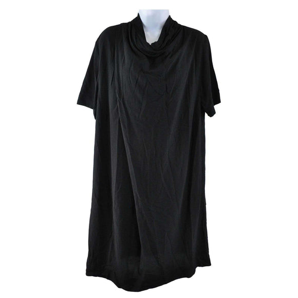 Just Female Womens Black Melting Dress Size XS RRP100 LY43