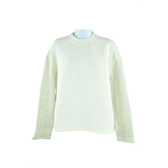Scotch and Soda High Neck Ivory Sweater Size UK8 RRP99 LY27