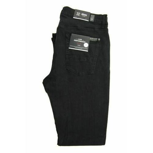 7 For All Mankind black denim jeans Waist 32 RRP180 ROCT