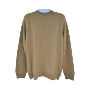 Paul Smith long-sleeve camel pullover XXL RRP150 C01