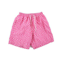 Franks pink pattern swim shorts size S RRP55  COP15