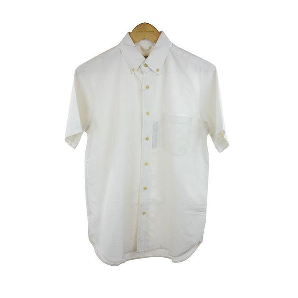The hill-side off-white short sleeve shirt size S RRP 155 C18