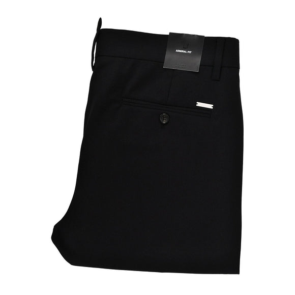Dsquared black trousers Admiral fit size 32 RRP650 DAR227