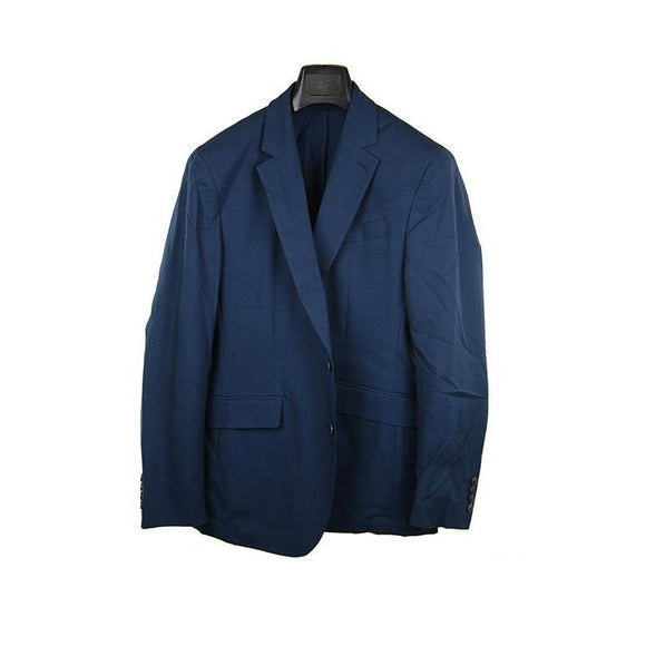 Hackett Navy suit jacket XL RRP460 DAR228