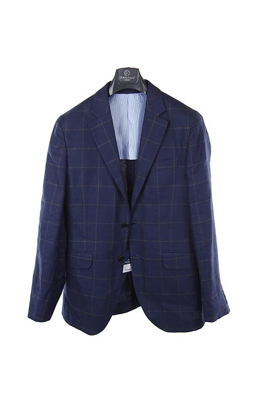 Hackett navy blue smart jacket size 40 RRP415 DAR246