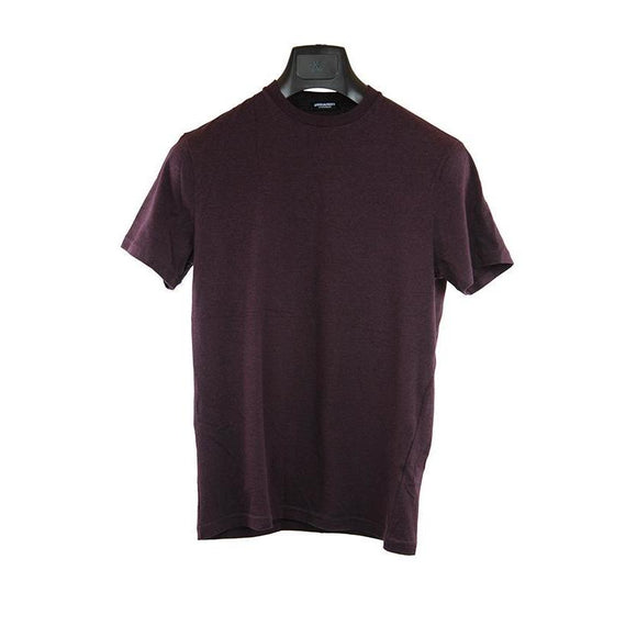 Dsquared maroon short sleeve t-shirt underwear size S RRP60 DAR215