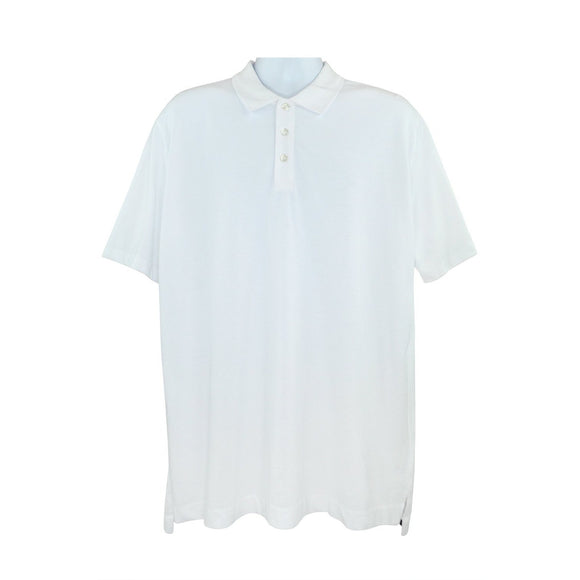 Hugo Boss white polo top size XXL RRP80 DOD
