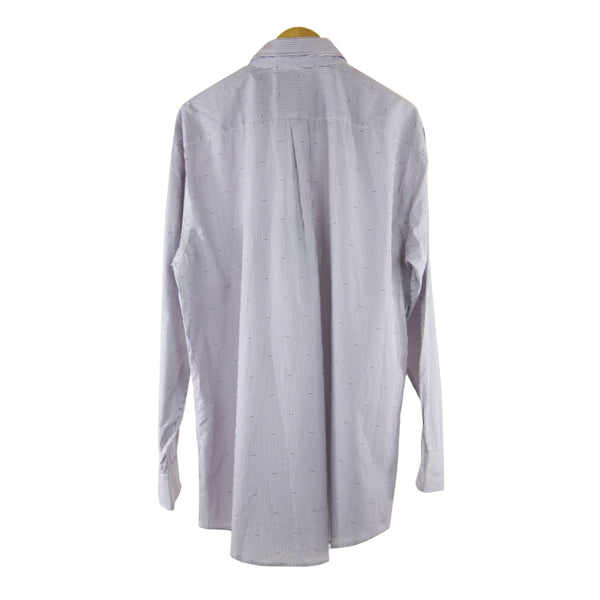 Tommy Hilfiger white long-sleeve shirt New York fit size XL RRP90 DV7