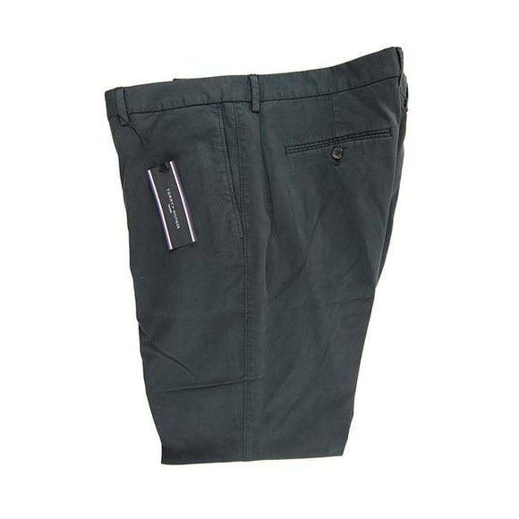 Tommy Hilfiger dark blue Chino trousers size W40 RRP105 D20