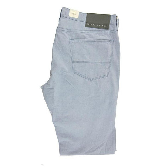Cerruti Washed blue chinos size W33 RRP110 D25